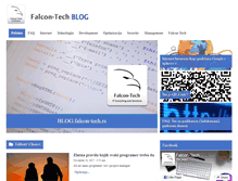 Tablet Preview of blog.falcon-tech.rs